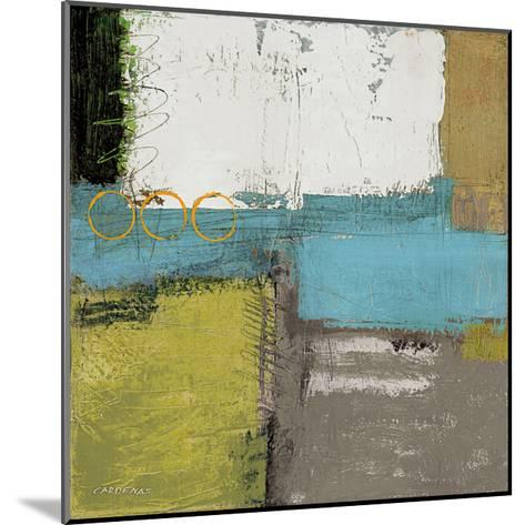 Houseblend II-Jason Cardenas-Mounted Art Print