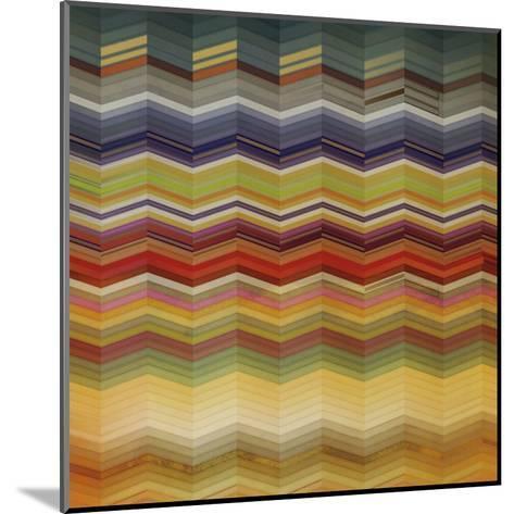 Color & Cadence I-Noah Li-Leger-Mounted Art Print