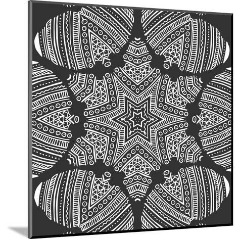 Kaleidoscope Duo I-Sabine Berg-Mounted Art Print