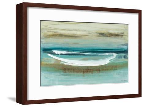 Canoe II-Heather Mcalpine-Framed Art Print