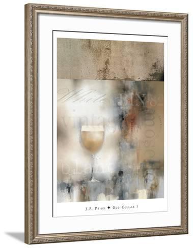 Old Cellar I-J^P^ Prior-Framed Art Print