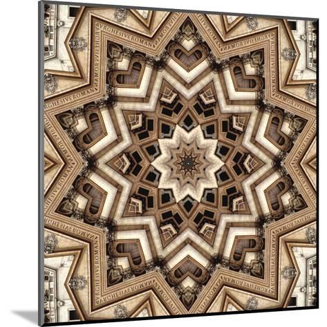 St. Peter's Basilica- LaGrave Designs-Mounted Art Print