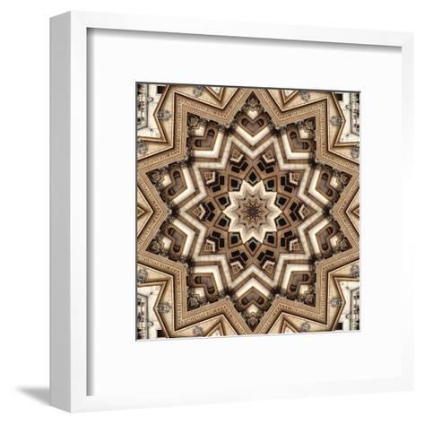 St. Peter's Basilica- LaGrave Designs-Framed Art Print
