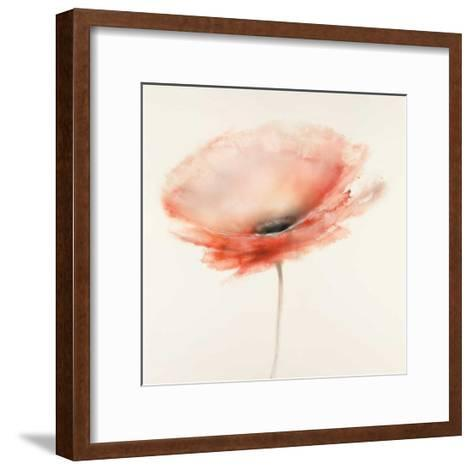 Pink Chiffon I-J^P^ Prior-Framed Art Print