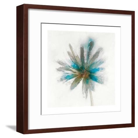 Teal Breeze II-J^P^ Prior-Framed Art Print