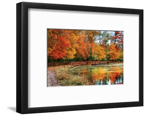 Sharon Woods - Ohio--Framed Art Print