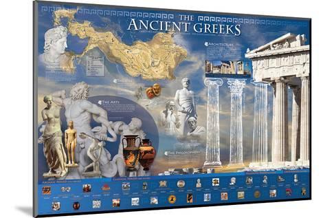 Ancient Greek--Mounted Art Print