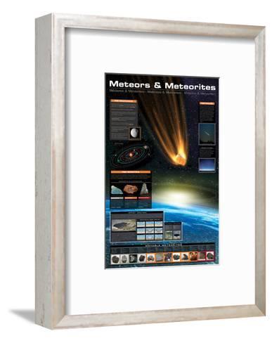 Meteors & Meteorites--Framed Art Print