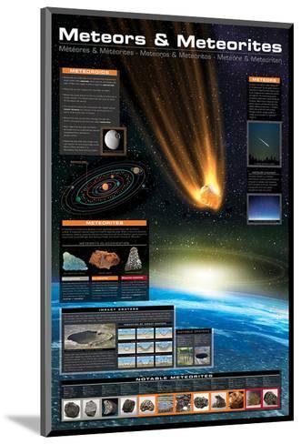 Meteors & Meteorites--Mounted Art Print