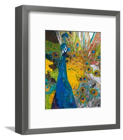 Fine Feathered Fowl--Framed Art Print