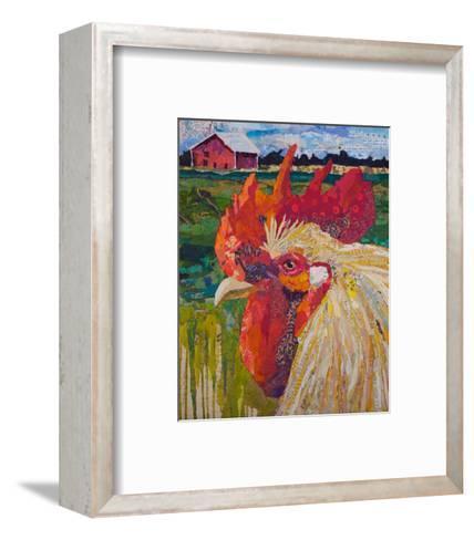 Un Petit Coq #2--Framed Art Print