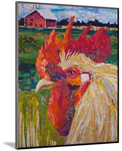 Un Petit Coq #2--Mounted Art Print