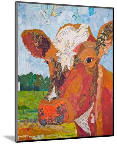 Contented Cattle II--Mounted Art Print