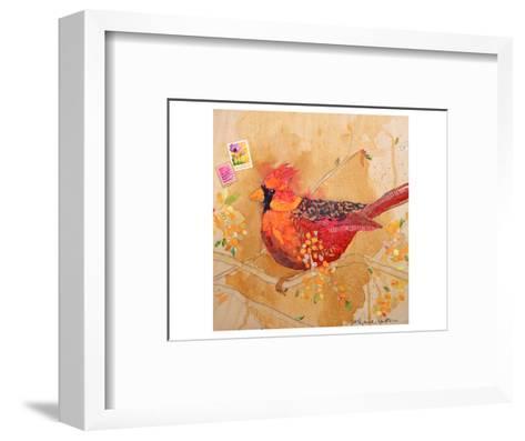 Cardinalsm--Framed Art Print