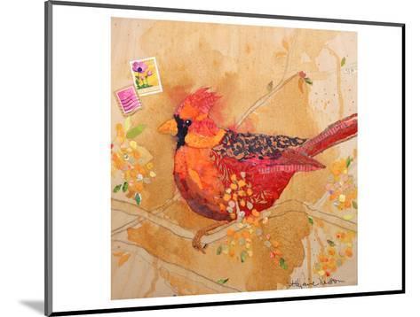 Cardinalsm--Mounted Art Print