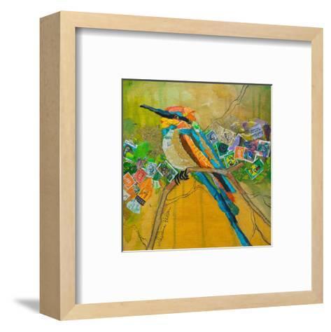 Rainbow Bee Eater--Framed Art Print