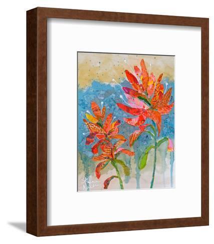 Indian Paintbrush II--Framed Art Print