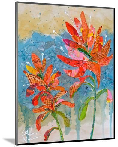Indian Paintbrush II--Mounted Art Print
