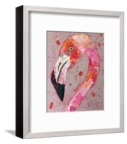 Hot Pink--Framed Art Print