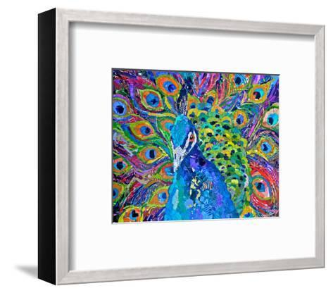 Cacophony Of Color--Framed Art Print