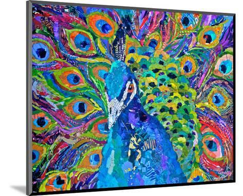 Cacophony Of Color--Mounted Art Print