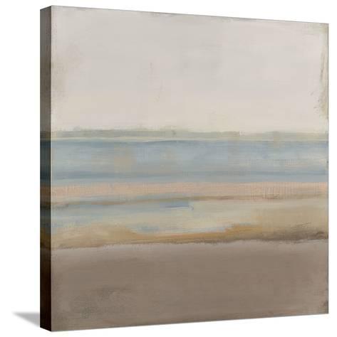 Beach-Maria-Stretched Canvas Print