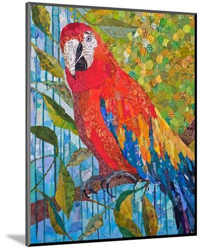 Marvelous Macaw--Mounted Art Print