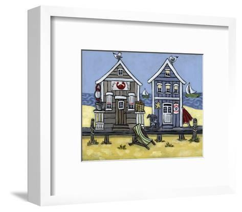 Crab Shack--Framed Art Print
