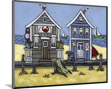 Crab Shack--Mounted Art Print