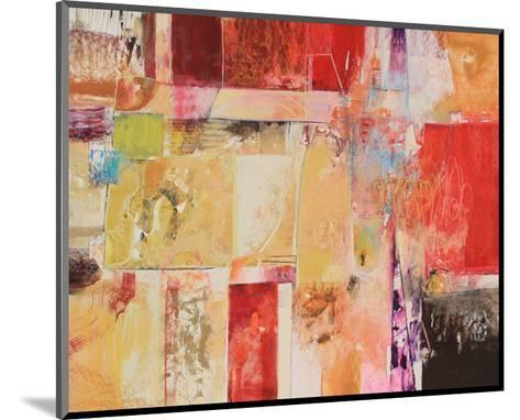 Copper And Red Series 4--Mounted Art Print