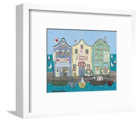 Crabby In The Morning--Framed Art Print
