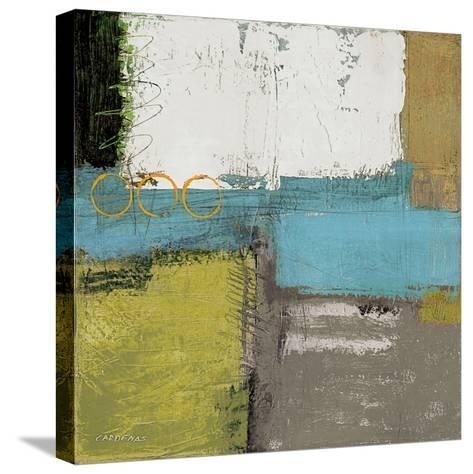 Houseblend II-Jason Cardenas-Stretched Canvas Print