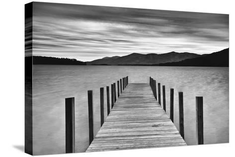 Morning View-Michael Iacobellis-Stretched Canvas Print