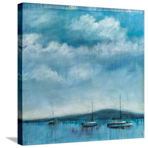 Nauticus-Stacy D'Aguiar-Stretched Canvas Print