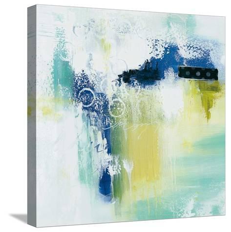 Swept Off My Feet II-Julie Hawkins-Stretched Canvas Print