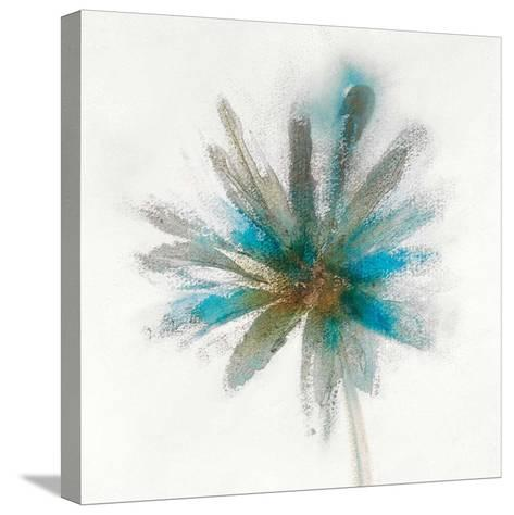 Teal Breeze II-J^P^ Prior-Stretched Canvas Print