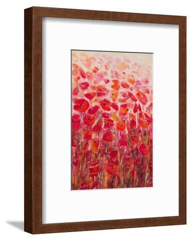 Flower Series 13--Framed Art Print