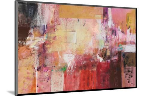 Copper And Red Series 6--Mounted Art Print