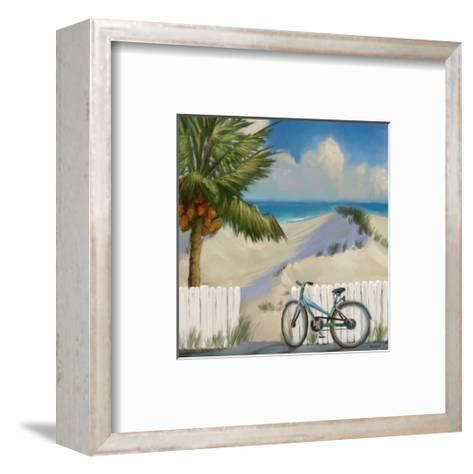 Beach Dunes 01-Kurt Novak-Framed Art Print