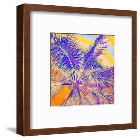Sunrise Over--Framed Art Print