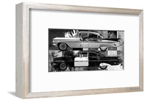 '59 IMPALA-Parker Greenfield-Framed Art Print
