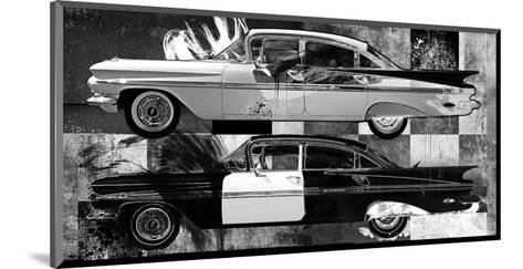 '59 IMPALA-Parker Greenfield-Mounted Art Print
