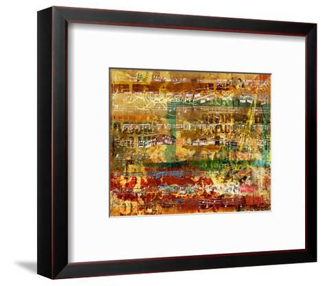 Sonata inCool Major-Parker Greenfield-Framed Art Print