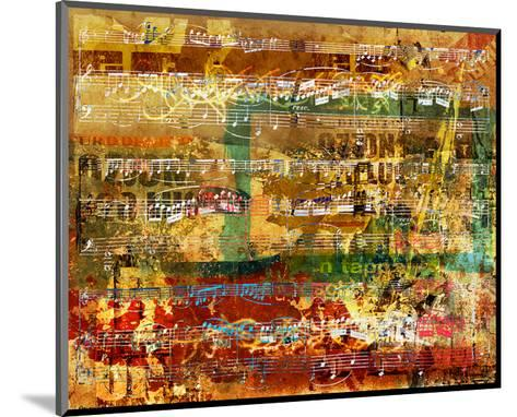Sonata inCool Major-Parker Greenfield-Mounted Art Print