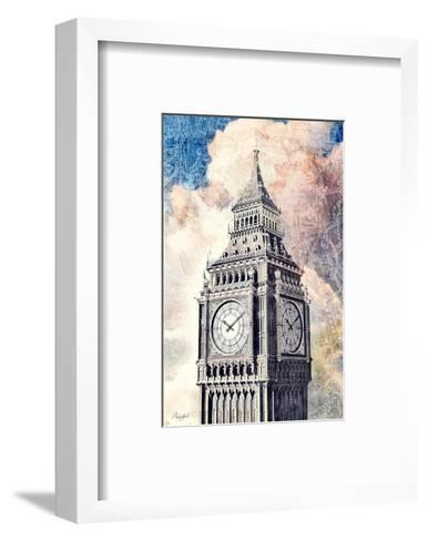 London--Framed Art Print