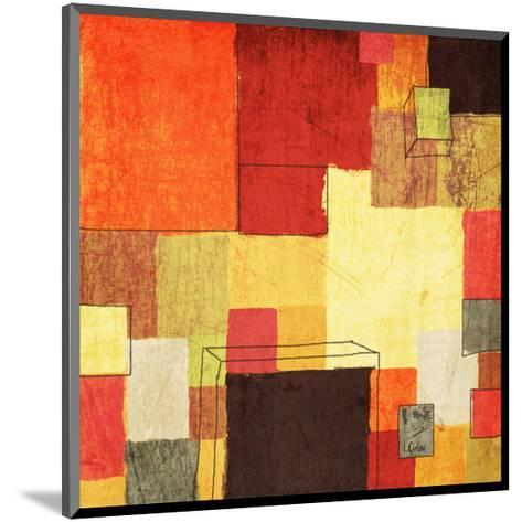 Abstraction 5678--Mounted Art Print