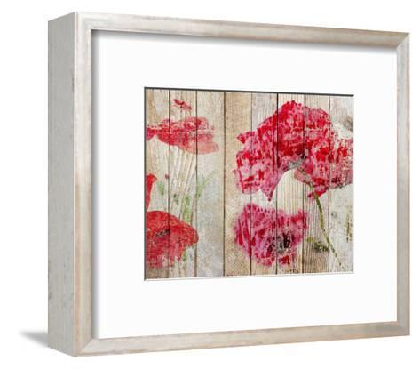 Depth--Framed Art Print