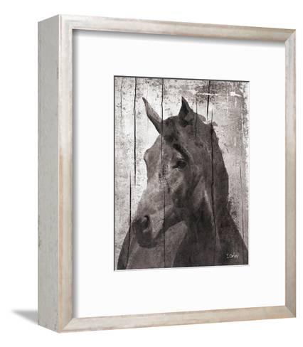 Horse Lemuse--Framed Art Print