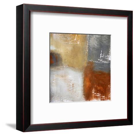 The Avenue--Framed Art Print