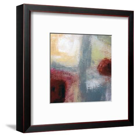 On The Terrace--Framed Art Print